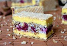 Sweets Recipes, No Bake Desserts, Just Desserts, Baking Recipes, Cookie Recipes, Romanian Desserts, Romanian Food, Just Cakes, Food Cakes