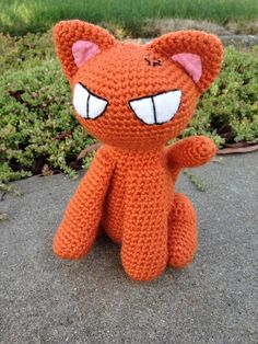 Amigurumi Fruits Basket Kyo PDF Pattern