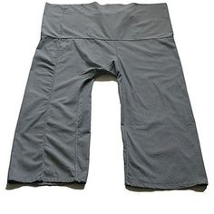 Greybest Thai Fisherman Pants Yoga Trousers Free Size Toray Fabric Light Cotton -- For more information, visit image affiliate link Amazon.com