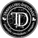 Travelling Dietitian logo