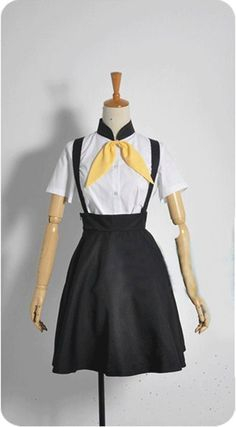 Camplayco Gatchaman Crowds Cosplay Costume-made * Click image to review more details.