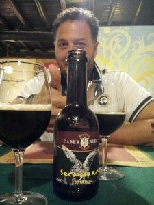 "While searching info on SECONDO ME an Italian #@craftbeer from@Caber Birrificto I found this wonderful testimonial - Translation: ""...The particular taste changes the meaning of things. Do not we pay attention? We are taken by too many things, from a life on the run, especially when we sometimes gloss over details. So it's hard to notice when almost always its the same every evening that sometimes things have a diff"