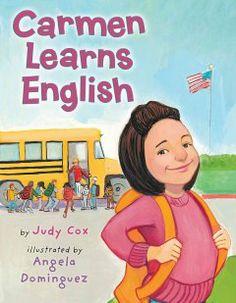 Historia de una niña que llega de Mexico y tiene que aprender ingles y adaptarse en su nueva escuela de los EEUU