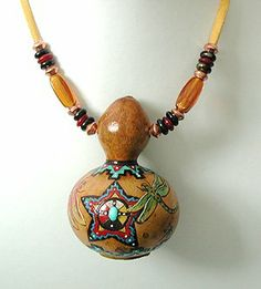 ...gourd necklace!...