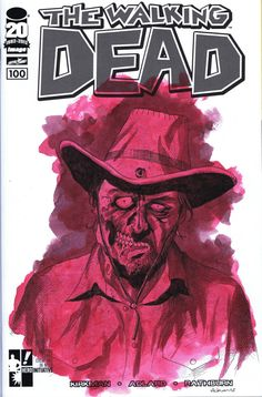 The Walking Dead - Zombie Rick by Mike McKone