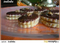 Čajová kolečka recept - TopRecepty.cz Eid, Cheesecake, Cheesecakes, Cherry Cheesecake Shooters