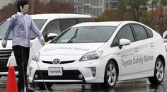"Toyota has announced to launch two new safety packages which will be made available for most of its passenger cars in Japan by 2015, and for North America and Europe by the end of 2017. The safety technology known as ""Toyota Safety Sense"", will be provided at a price range low enough to encourage its widespread use."