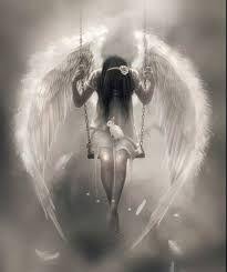 Bildresultat för angel tattoo