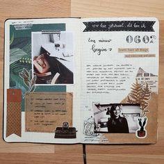 Pinned by: ☾OohmyJupiterr Bullet Journal Notes, Bullet Journal Aesthetic, Bullet Journal 2019, Bullet Journal Layout, Journal Diary, Art Journal Pages, Art Journals, Creative Journal, Art Journal Inspiration