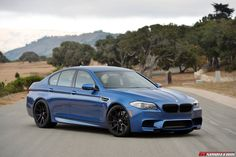 BMW M5 by Dinan Engineering