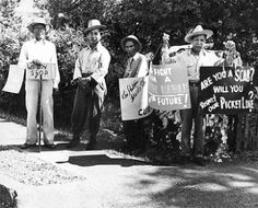 """May 21, 1945:  The Hawaii legislature passes the Hawaii Employee Relations Act (popularly known as the """"Little Wagner Act""""), extending collective bargaining rights to agricultural workers.  Passage of the act led to massive and successful organizing drives by the International Longshore & Warehouse Union on Hawaii's sugar and pineapple plantations."""