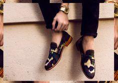 The Camo look Mr Pizazz Style! Lookbook camo trend Hermes and skinny jeans www.mrpizazz.net