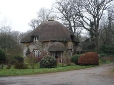 Gatehouse, Gaunts House, Dorset