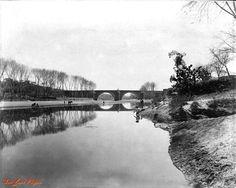 Puente y rio San Juan