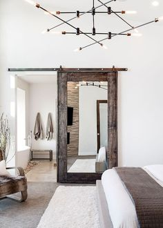 Ideas of Farmhouse Bedroom Decorating Ideas. So, today,. Ideas of Farmhouse Bedroom Decorating Ideas. So, today, we have collated Farmhouse bedroom ideas designs that will inspire you. Modern Rustic Bedrooms, Contemporary Bedroom Decor, Modern Farmhouse Bedroom, Farmhouse Master Bedroom, Master Bedroom Design, Home Decor Bedroom, Bedroom Ideas, Rustic Farmhouse, Rustic Modern