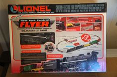 Lionel New York Central Flyer 6-11735 Train Set by SuburbanBlues