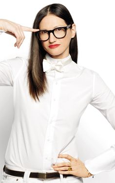 How Jenna Lyons Transformed J.Crew Into A Cult Brand. #JennaLyons #QueenJenna #jcrew