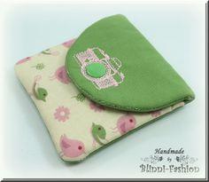 Tasche für Kamera-Zubehör, Kameratasche von Blinni-Fashion auf DaWanda.com