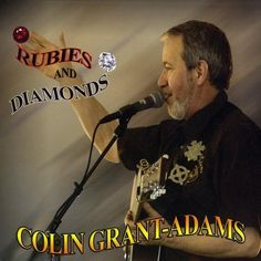 Colin Grant-Adams - Rubies & Diamonds, Blue
