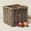 Storage Basket - Abbeville Storage Hallway - Home - gltc.co.uk 27cm high x 30cm w x 29cm deep