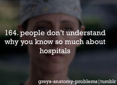 I've got.....Grey's Anatomy Problems