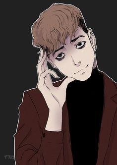 Sangwoo by fyriee.deviantart.com on @DeviantArt