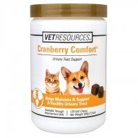 Cranberry Comfort Urinary Tract Support for Dogs  Cats 120 Soft Chews -- Read more reviews of the product by visiting the link on the image.(This is an Amazon affiliate link and I receive a commission for the sales)