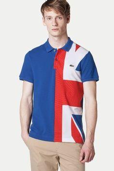 Camisa polo de @Lacoste - $165