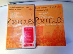 Portugues (Brasil) Curso Para Estrangeiros + 3 Fitas Cassette #Brazil #Portugues