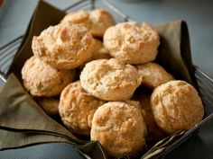 Southern Biscuits from FoodNetwork.com Alton Brown