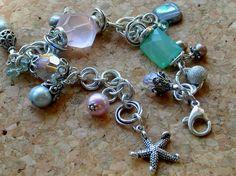The Beach Bracelet in Sterling Silver