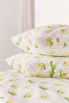 Avocado Pillowcase Set