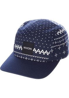 Nixon Snapper #Nixon #Snapback #cap #titus #homeofskateboarding