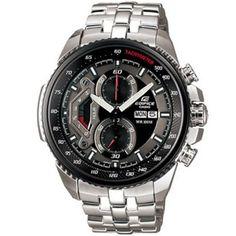 e2caa2fce4b Casio Mens Edifice Chronograph Watch - EF-558D-1AVEF RRP  £175.00 Online