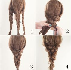 Easy Hairstyles Tutorials Christmas Multi-storey braided Hairstyles Stunning Christmas Hairstyles Tutorials For the Perfect Holiday Look Try On Hairstyles, Christmas Hairstyles, Box Braids Hairstyles, Beanie Hairstyles, Easy Hairstyles Tutorials, Easy Braided Hairstyles, Beach Hairstyles For Long Hair, Easy Hairstyles For Medium Hair, Hair Tutorials