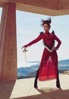 Emilia Clarke - Harper's Bazaar - June 2015