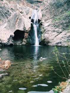 10 Incredible Hikes Under 5 Miles Everyone In Southern California Should Take - Paradise Falls at Wildwood Park in Thousand Oaks