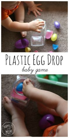 30 Amazing Activities to Keep your 1 Year Baby Busy 3