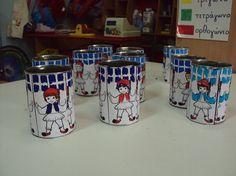 15ο Νηπιαγωγείο Γαλατσίου (ολοήμερο τμήμα): 25 Μαρτίου Spring Crafts, Mugs, Tableware, Blog, March, School, Dinnerware, Tumblers, Tablewares