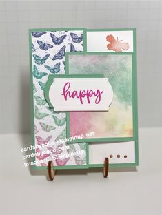Fun Fold and the Biggest Wish Stamp Set – cardsbycoco (Colleen Light)—Independent Stampin' Up! Demonstrator- DIY Crafts Handmade Stamps, My Stamp, Paper Crafting, My Images, Wish, Stampin Up, Catalog, Things To Think About, Diy Crafts