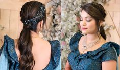 that Hairstyle For Chubby Face, Wedding Hairstyles For Long Hair, Hairstyles For Round Faces, Front Hair Styles, Medium Hair Styles, Medium Hair Round Face, Ponytail Hairstyles, Cool Hairstyles, Hair Upstyles