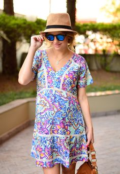 look grávida - lili paiva - flores - keep a secret blog