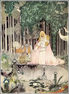 Kay Nielsen's Stunning 1914 Scandinavian Fairy Tale Illustrations – Brain Pickings