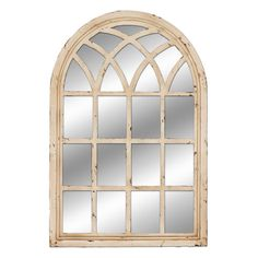 Found it at Wayfair - Cathedral Wall Mirror