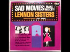 Lennon Sisters-We Live In Two Different Worlds. This has that 'Twin Peaks' sound.