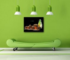 Inspirational CANVAS Art for Teens and Kids Gallery Wrapped Still Life Photography BE YOURSELF Children's Unframed Black Orange Green Wall Decor Ready to Hang 8x10 8x12 11x14 12x18 16x20 16x24 20x30. Encourage the young people in your life to celebrate their differences! Why would anyone want to be like the boring masses? The message: Be yourself...it's what you were perfectly designed to do. :) Title: Be Yourself This canvas will be carefully shipped to you from my USA professional…