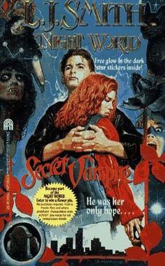 Night World Series secret vampire -  one of my favorite vampire books that ive read 3 times