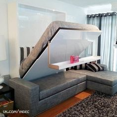 sofa bed suitable for small apartments