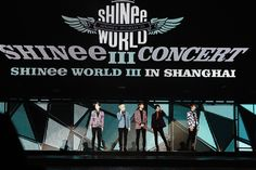 The SHINee World Concert ♡