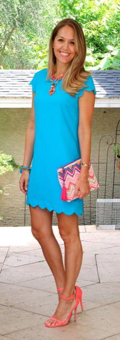 Today's Everyday Fashion: The Shift Dress — J's Everyday Fashion